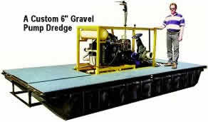 Reclamation & Dredge Systems   Keene Engineering